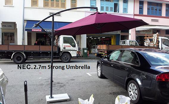 14NEC. 2.7m Outdoor Umbrella